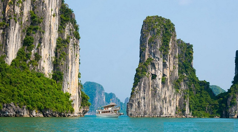 halong bay luxery class